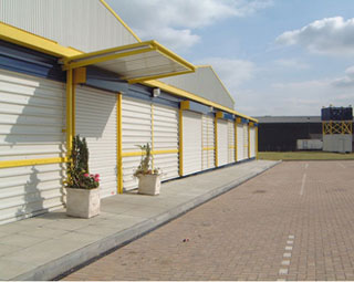 Exeter Commercial Security Shutters