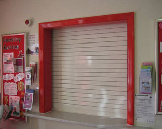 Fire Shutters Exeter