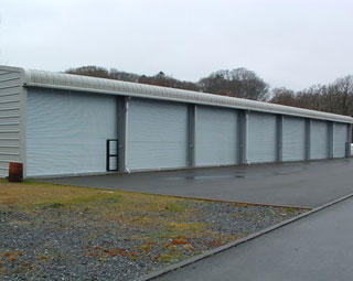 Exeter Industrial Shutters