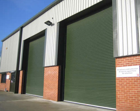 Industrial Shutters Exeter